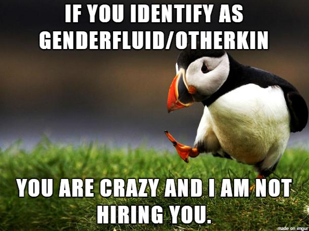 I'm not hiring a dragon.