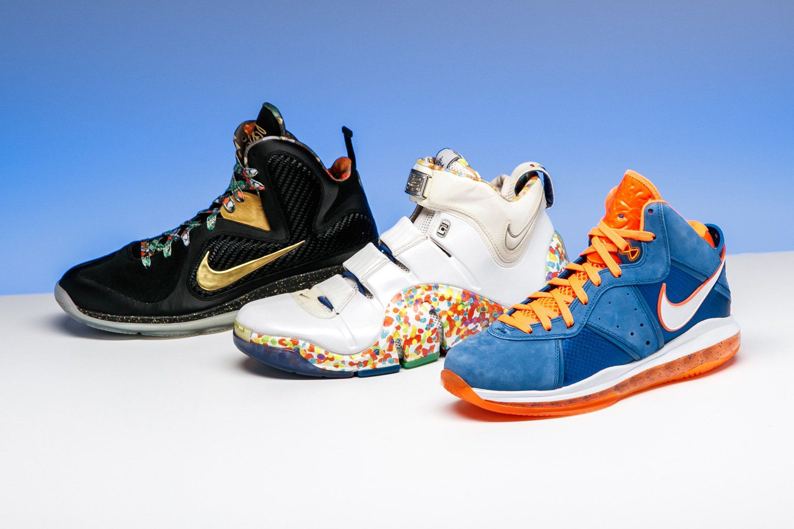 SG's 10 Most Expensive LeBron Sneakers | Sneakers, Most