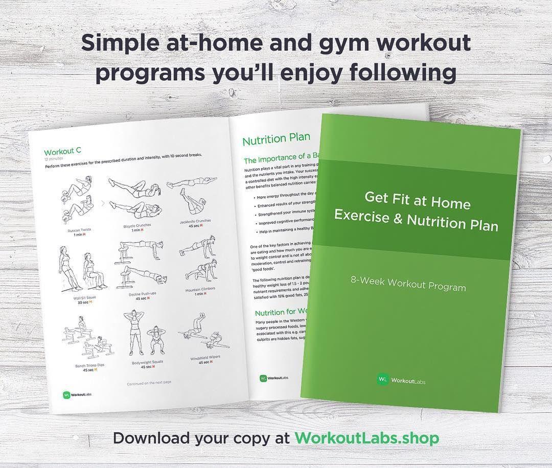 Gym Workouts, Training Plan
