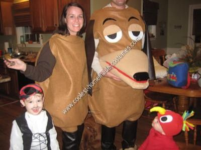 Cool Homemade Slinky Dog Halloween Costume  sc 1 st  Pinterest & Cool Homemade Slinky Dog Halloween Costume | Pinterest