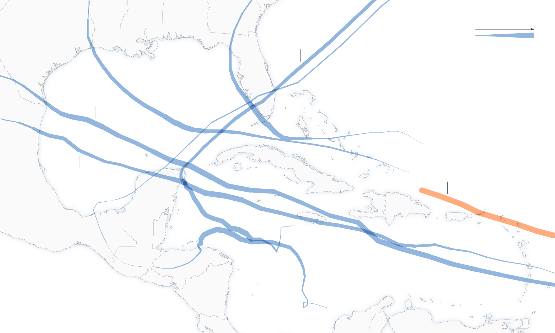 Maps Tracking Hurricane Irma S Path Over Florida Hurricane Map Storm