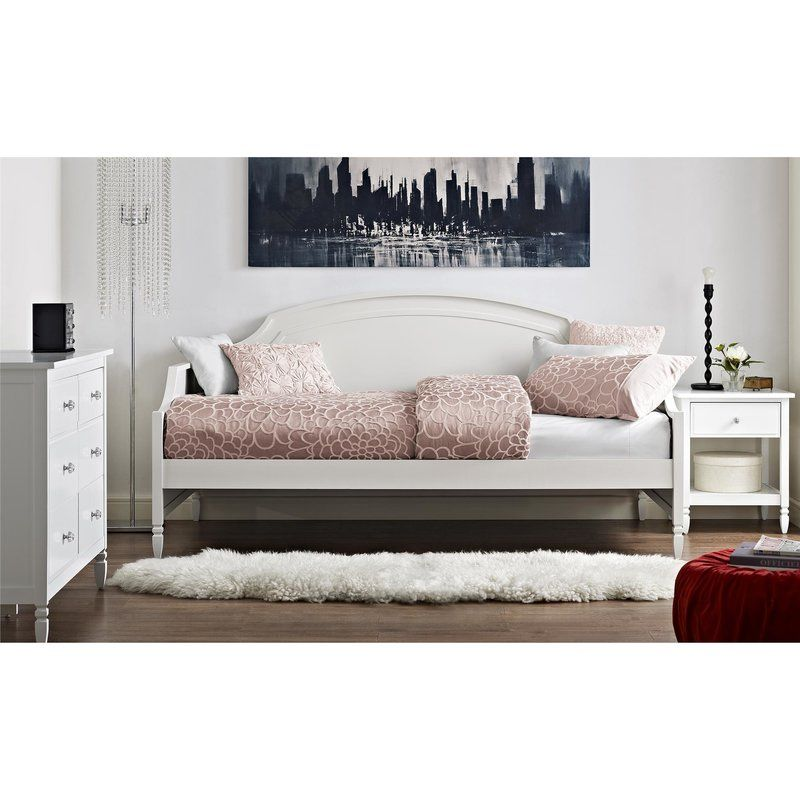 Ulus Twin Daybed Daybed With Trundle Dorel Living Twin Daybed