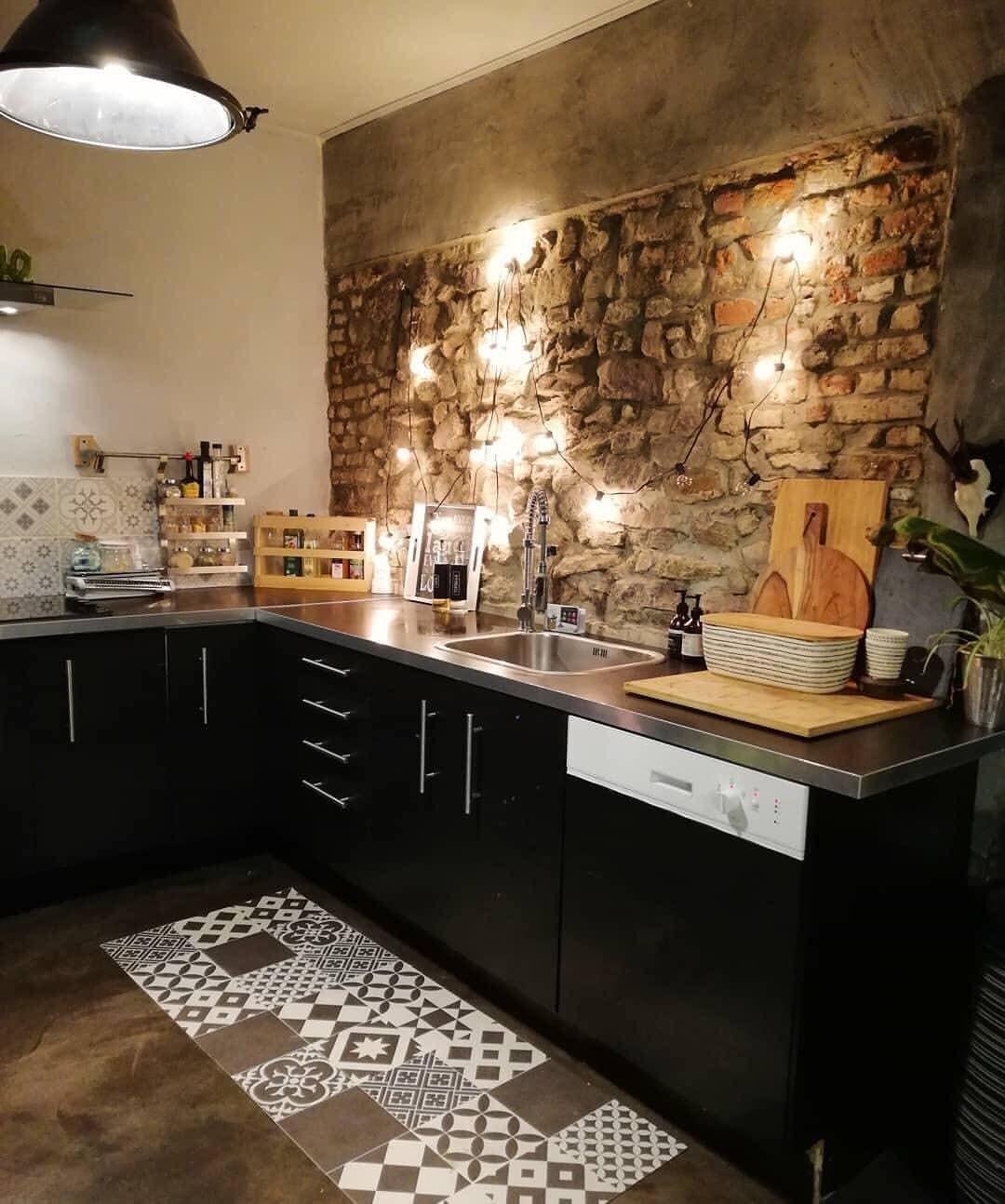 Contemporáneo Manzana Verde Alfombras De Cocina Ornamento - Como ...
