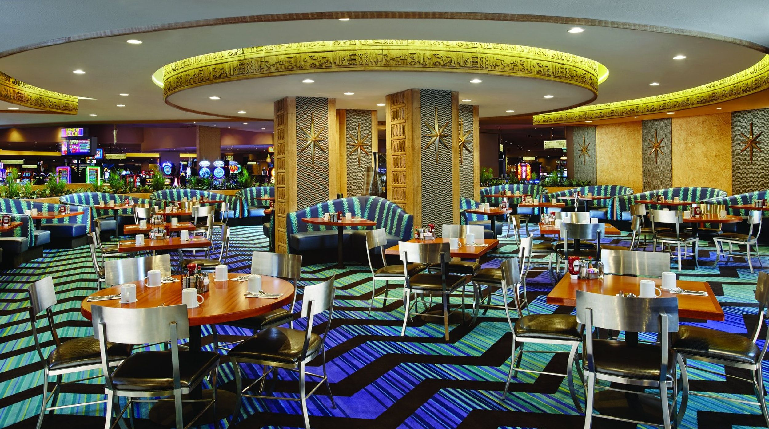 Pyramid Cafe Suites at Luxor Hotel & Casino Hotel, Las