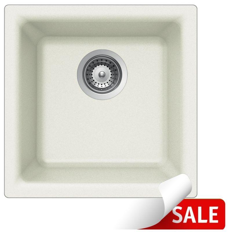 Houzer E 100 Sink Single Bowl Kitchen Sink Bar Sink