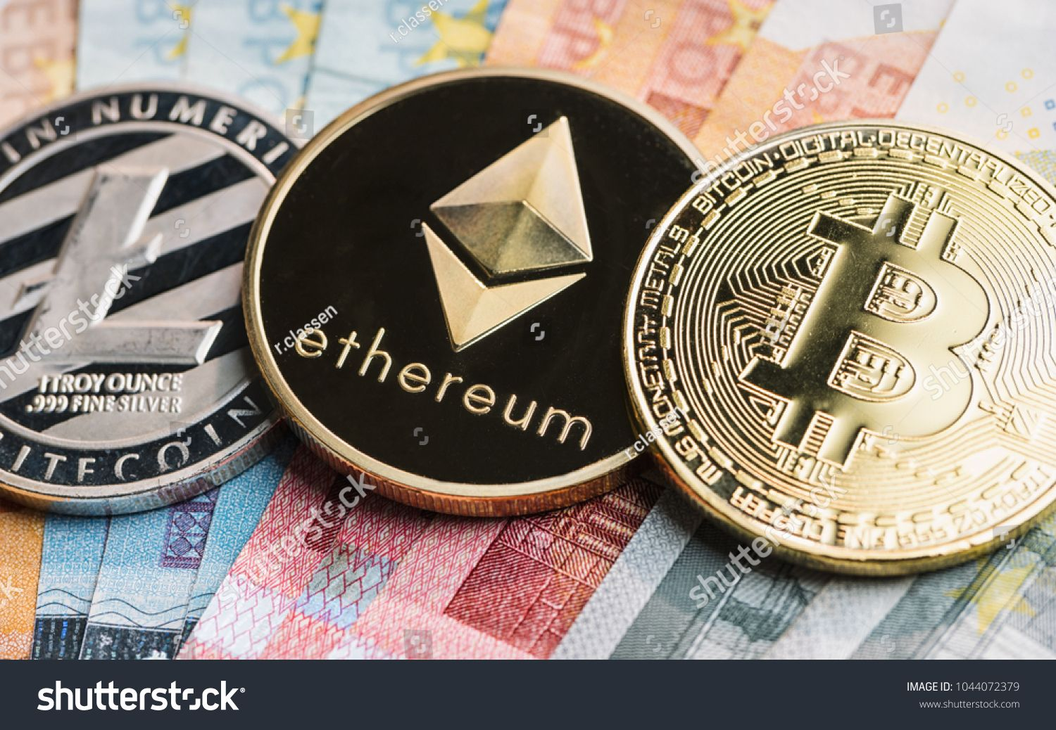 Top cryptocurrency coins