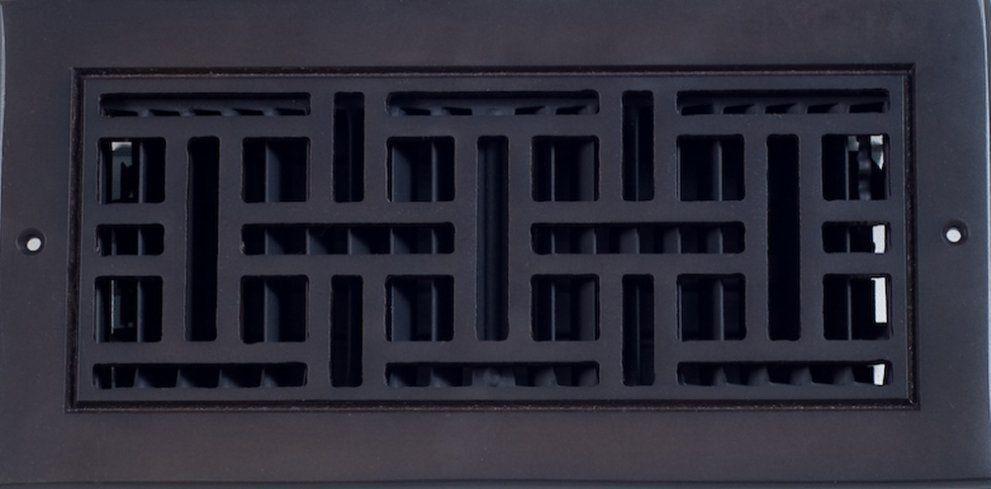 Custom Art Deco Air Grilles Return Air Registers Vent Covers Vent Covers Air Vent Covers Wall Vents