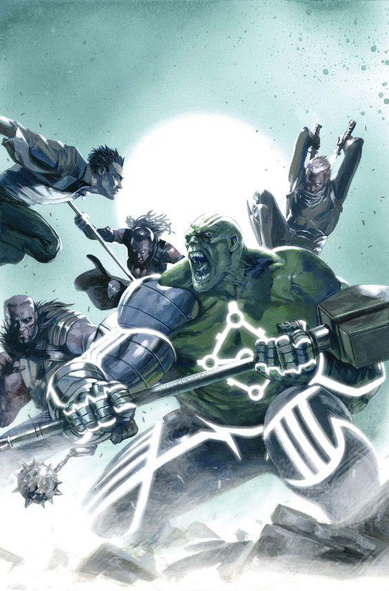 #Hulk #Fan #Art. (Hulk) By: Gabriele Dell'Otto. ÅWESOMENESS!!!™ ÅÅÅ+