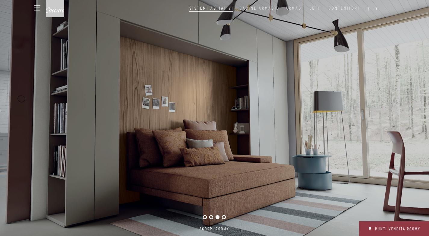 Caccaro Design - Ponte | Night single / studio | Pinterest | Future ...