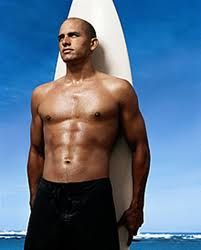 Kelly Slater Is An Awesome Surfer.