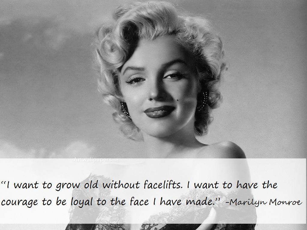 quotes tumblr marilyn monroe wwwimgkidcom the image