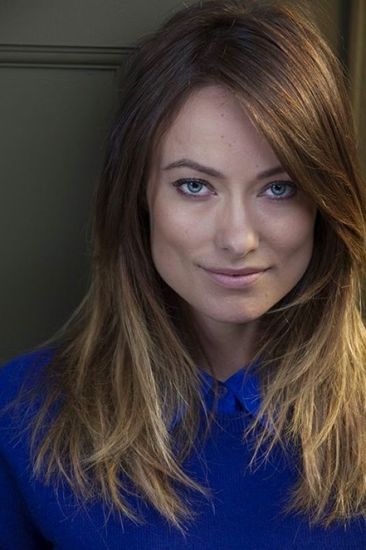 Olivia Wilde shot by Stephanie Diani for The Guardian