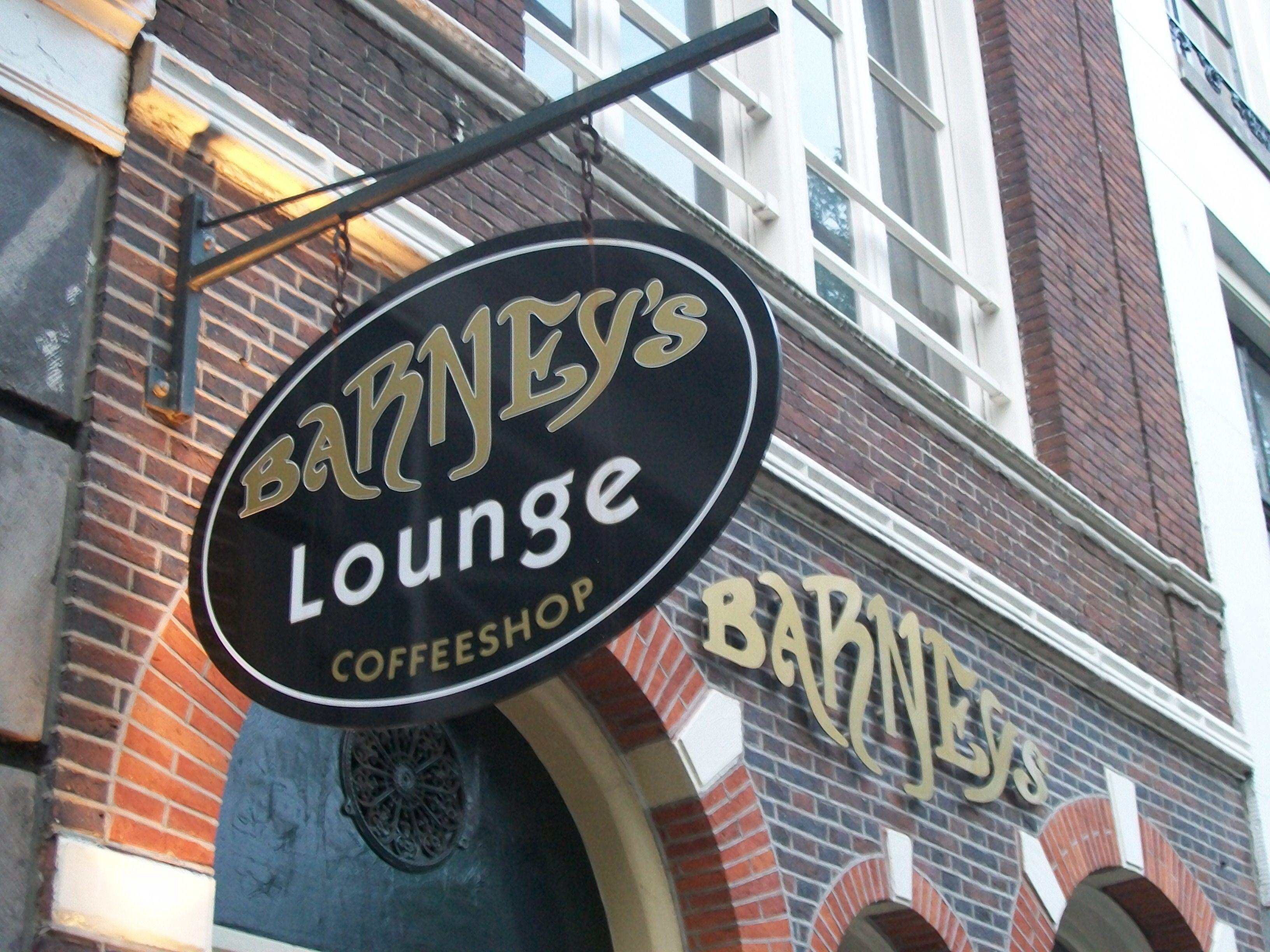 Barneys Lounge Amsterdam Coffeeshops Barneys Coffee Shop