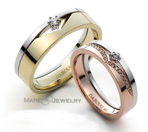 15a45a91e4 Cincin Kawin Model Lunia Silver Elegan Wedding Bands, Wedding Couples, Gold  Wedding, Wedding