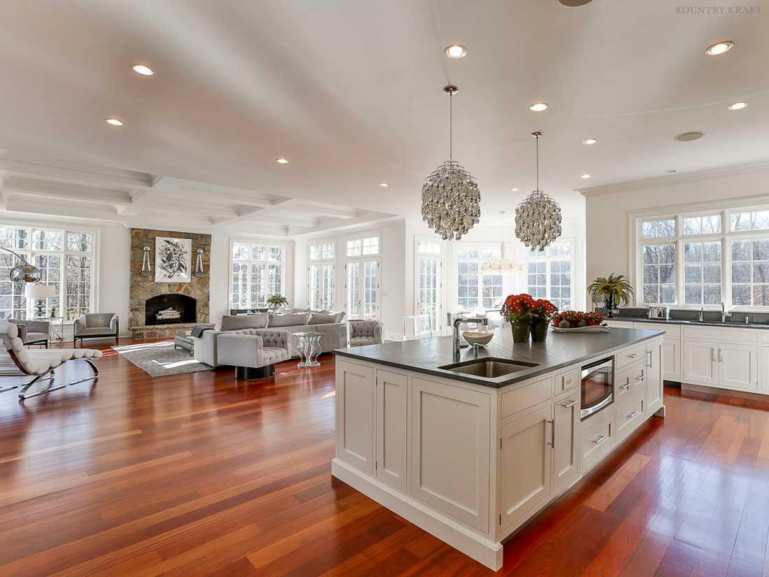 Custom White Painted Cabinetry In New Canaan Ct Kitchen Decor Cabinetry Design Cabinetry
