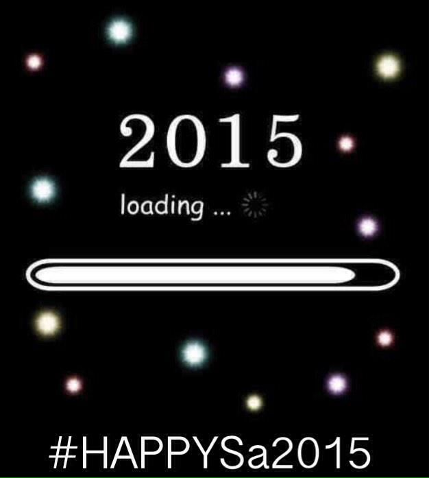 Last day of 2014. #HAPPYsa2015