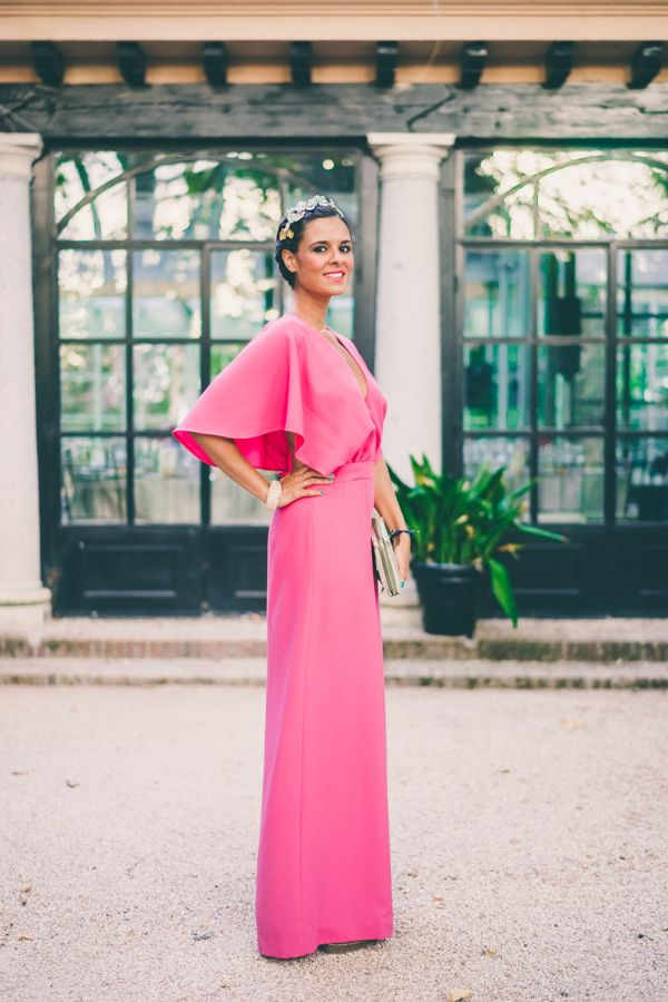 Look para una boda de tarde en verano | Party outfits, Gowns and ...