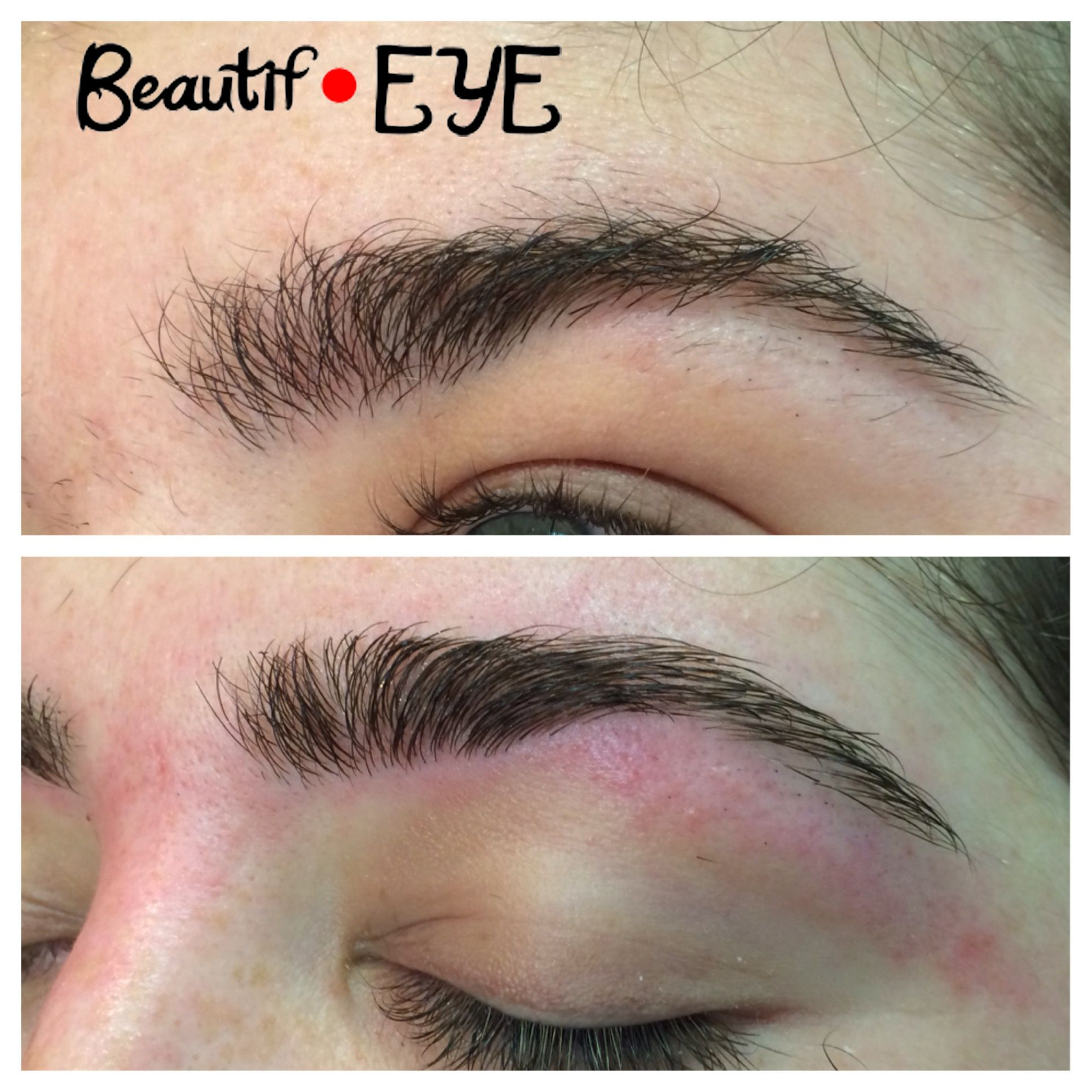 Beautif Eye Eyebrow Threading Photos Before And After With Images