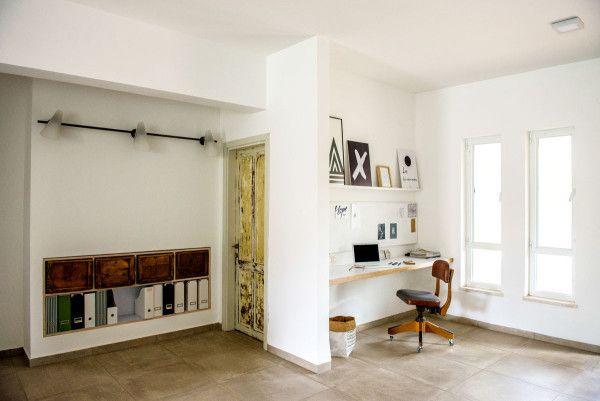 Israeli apartment by Merav Sade