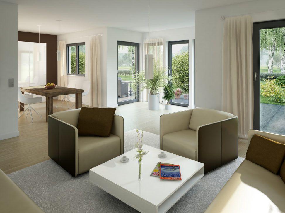 Wohn Esszimmer Modern Mit Erker Wohnideen Inneneinrichtung Haus