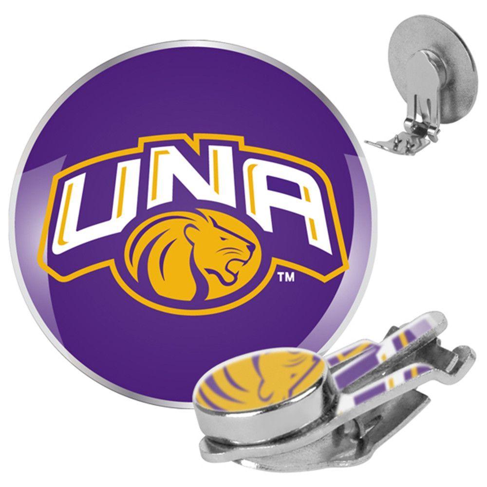 North Alabama Lions NCAA Clip Magic