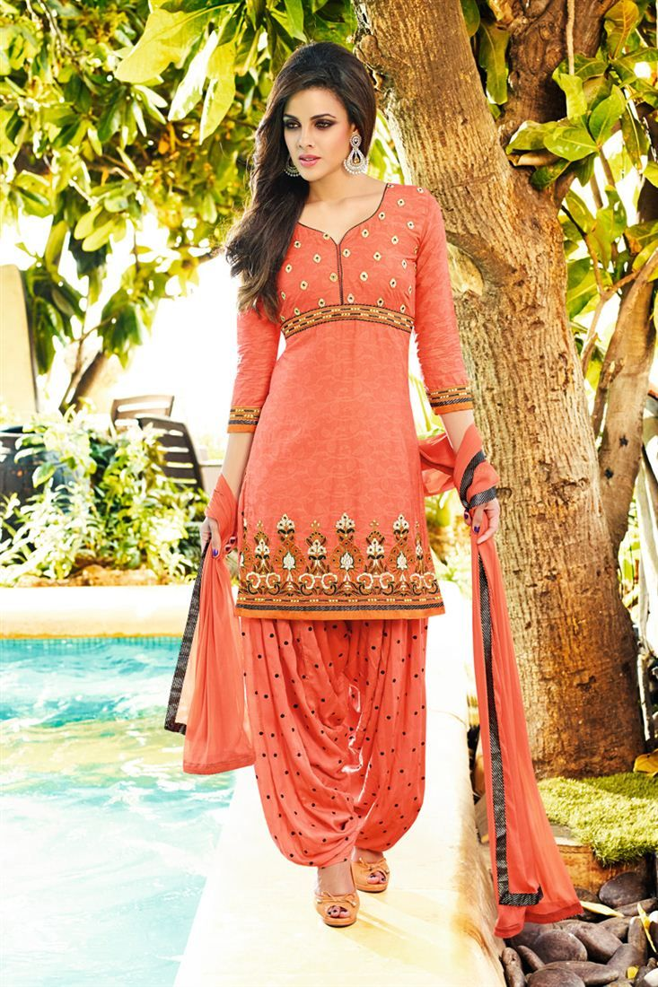 6f29ed667b Startling Designer Party Wear Patiala Salwar Suit -$34 | Patiala ...