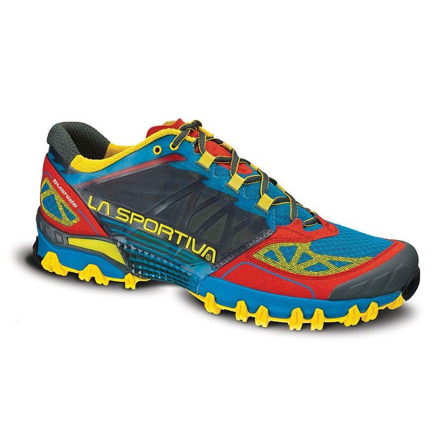 Zapatillas Sportiva Bushido rojo rojo rojo azul La Running Zapatillas 573047