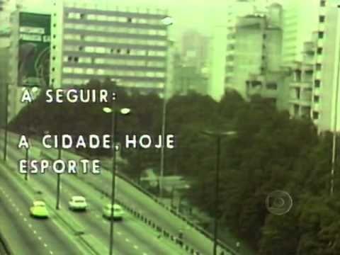 Bom Dia São Paulo (1977) - Estréia
