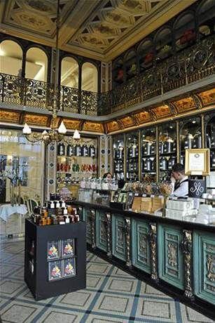 Meert - le temple de la gaufre - Lille ou Paris