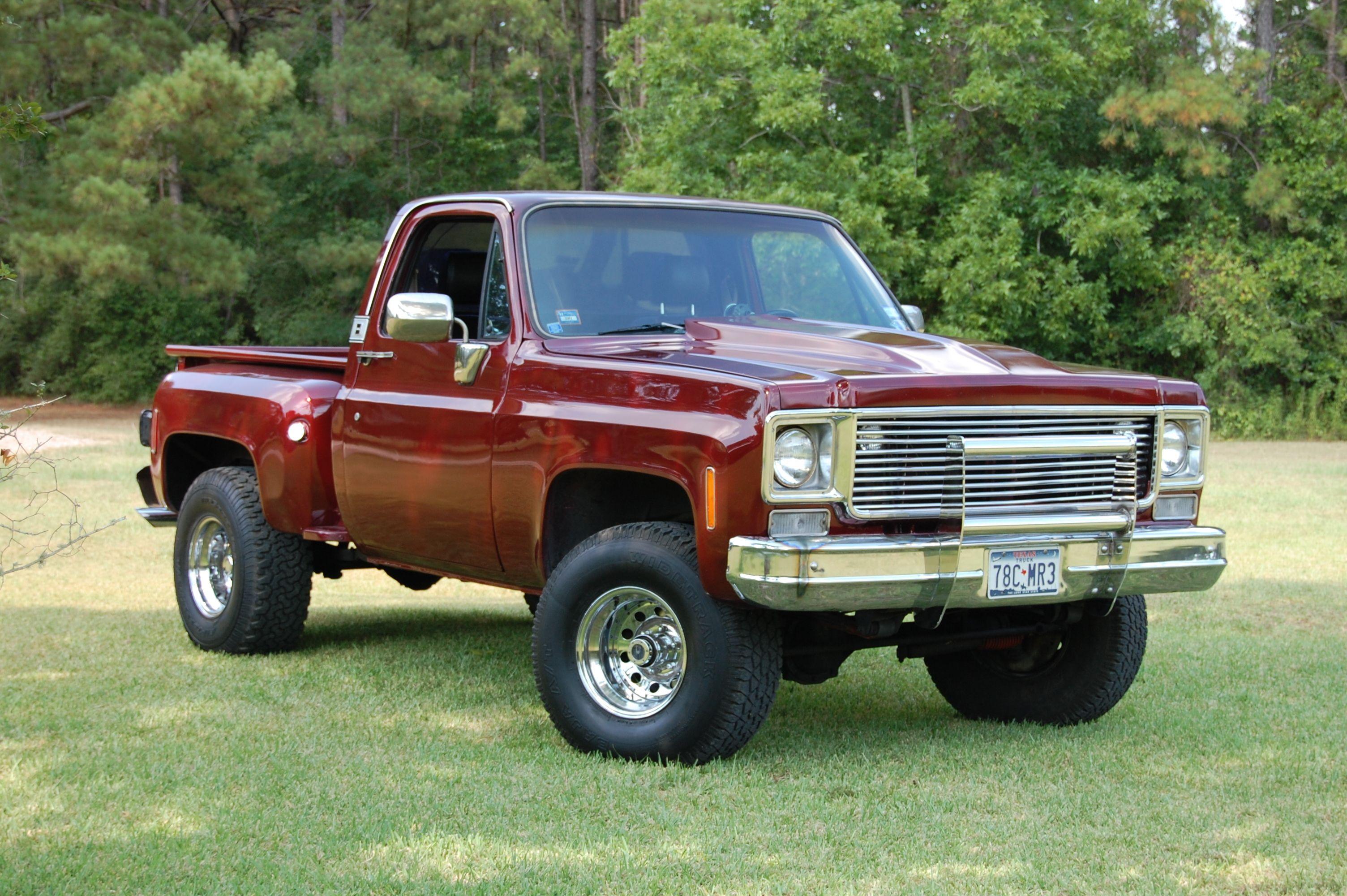 1978 Gmc Trucks Chevy Trucks Classic Gmc