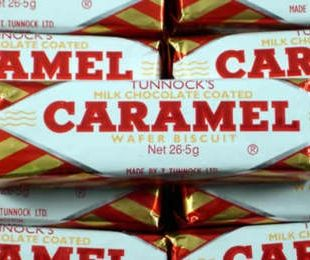 Thomas Tunnock Limited, commonly known as Tunnock's, is a family baker in Uddingston, Scotland.