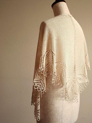 Ravelry: knittimo's silken haruni