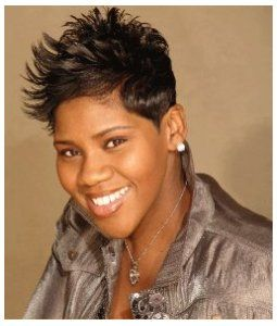 I like this style Kelly Price is sporting | Short cuts, bobs and ...