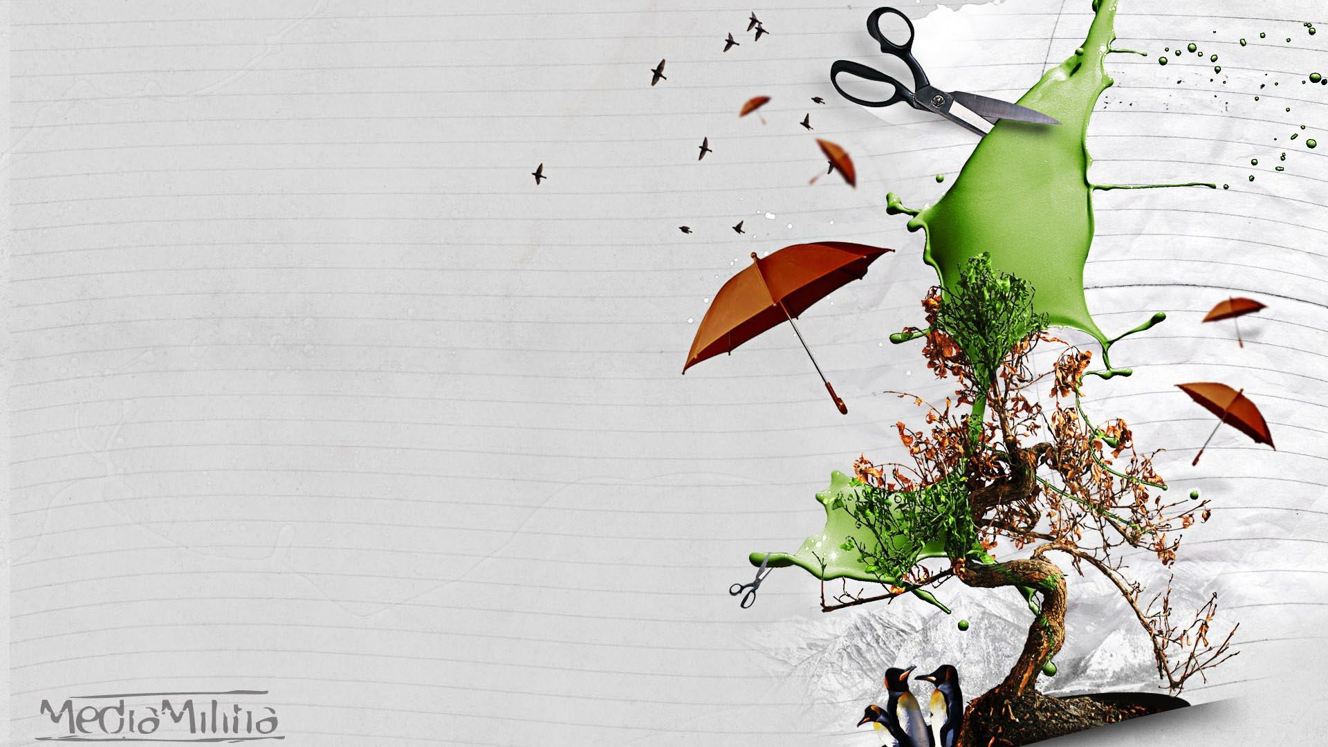 Creative design fantasy 1920x1080 hd wallpaper and free for Interesting wallpaper for walls