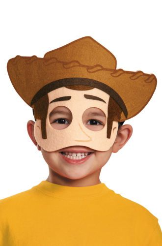 Pixar-Toy-Story-Woody-Felt-Child-Mask