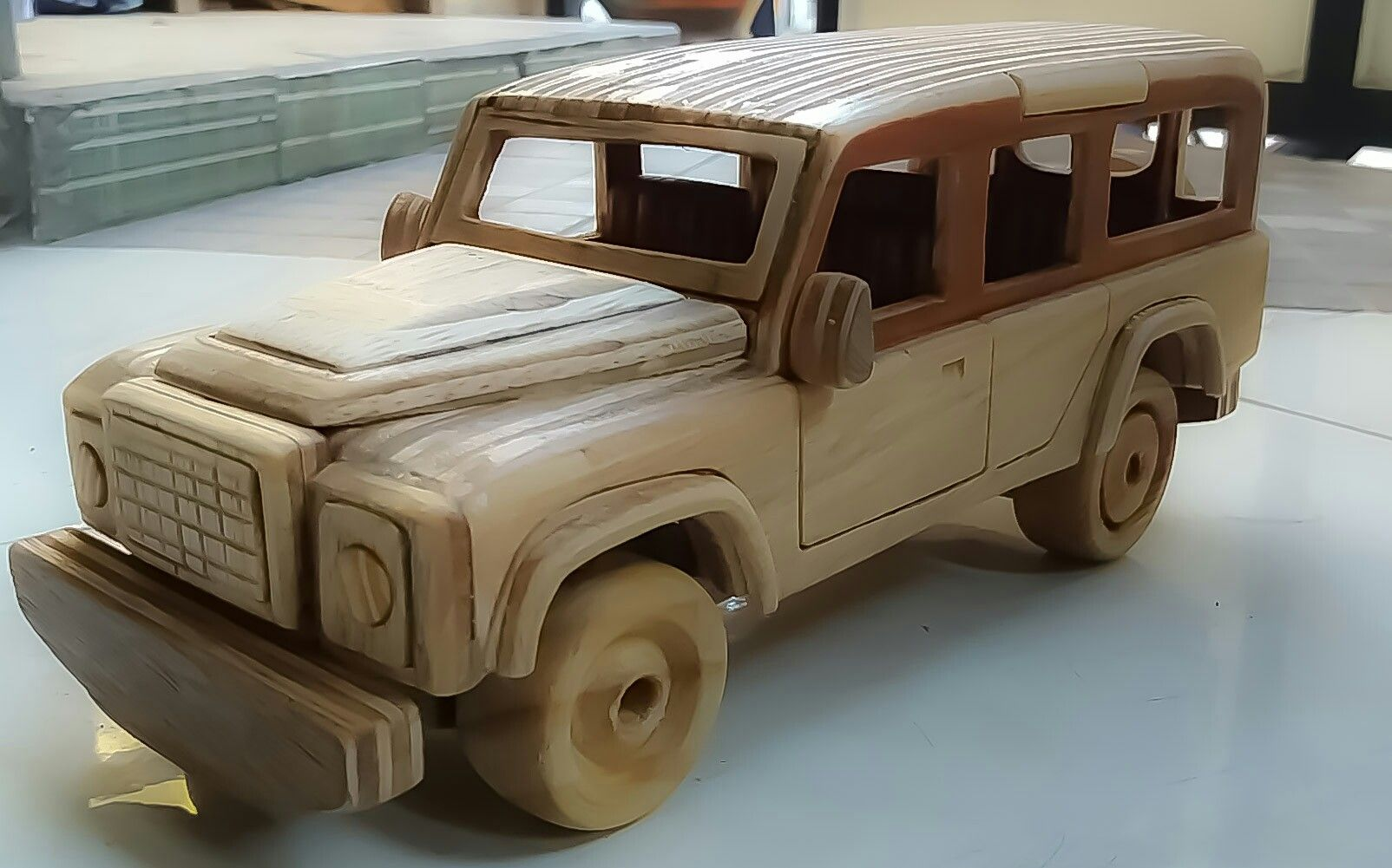 land rover defender | toys | wooden toys, wood toys, antique