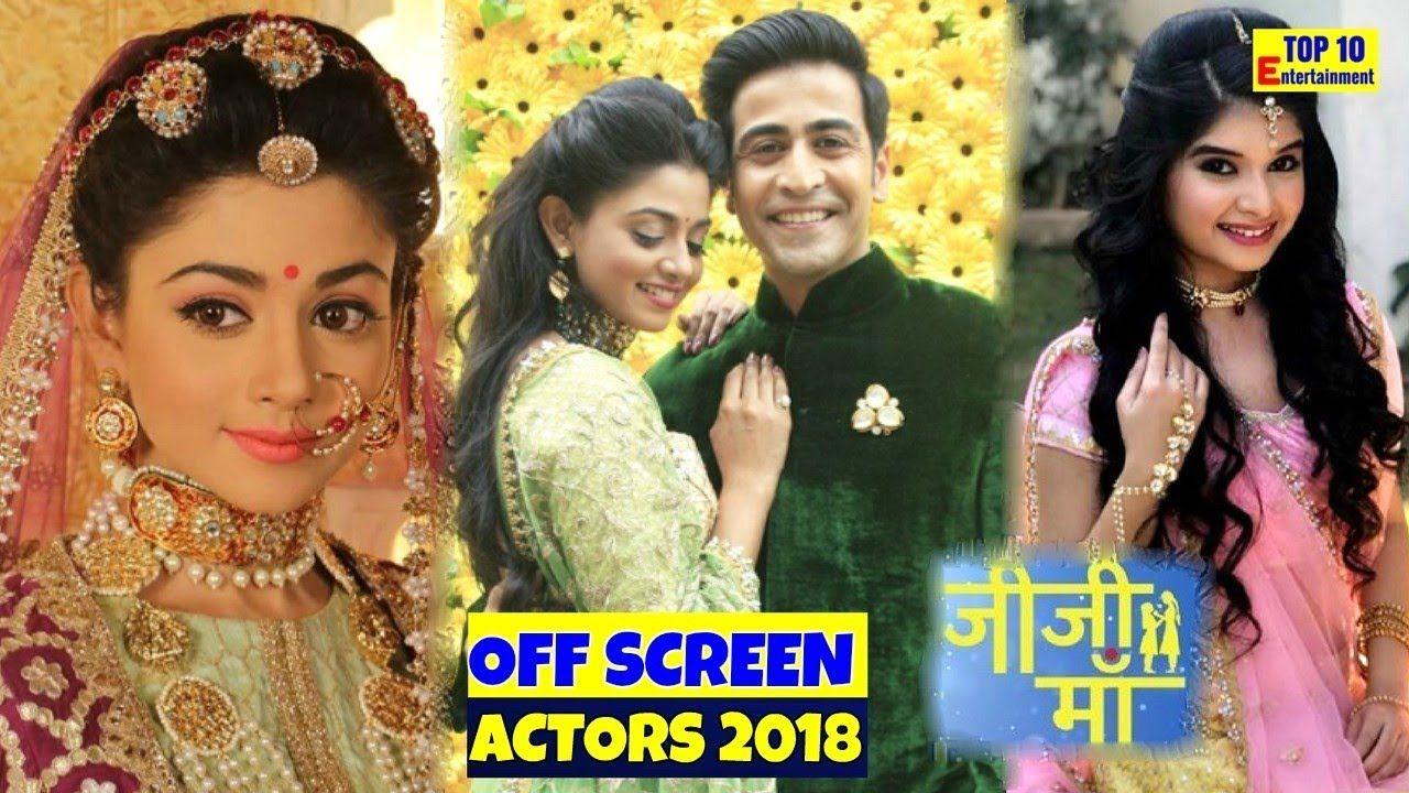Jiji Maa Star Bharat Serial Actors Off Screen New Falguni