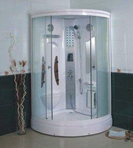 Cabina de ducha monica cabinas de ducha ba os y duchas for Cabinas de ducha economicas