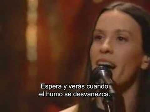You learn - Alanis Morissette (Subtitulado) - YouTube