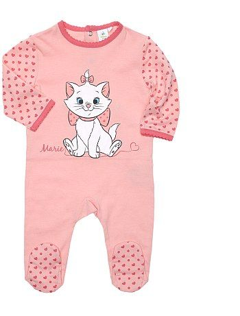 c0b2cbaa42dab Pyjama jersey  Disney  Bébé fille - Kiabi - 9