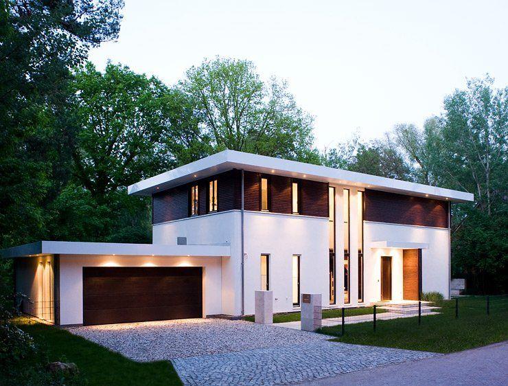 Fertighaus stadtvilla garage  Hersteller: Haacke: Bauhausvilla als Fertighaus | Ludwig mies van ...