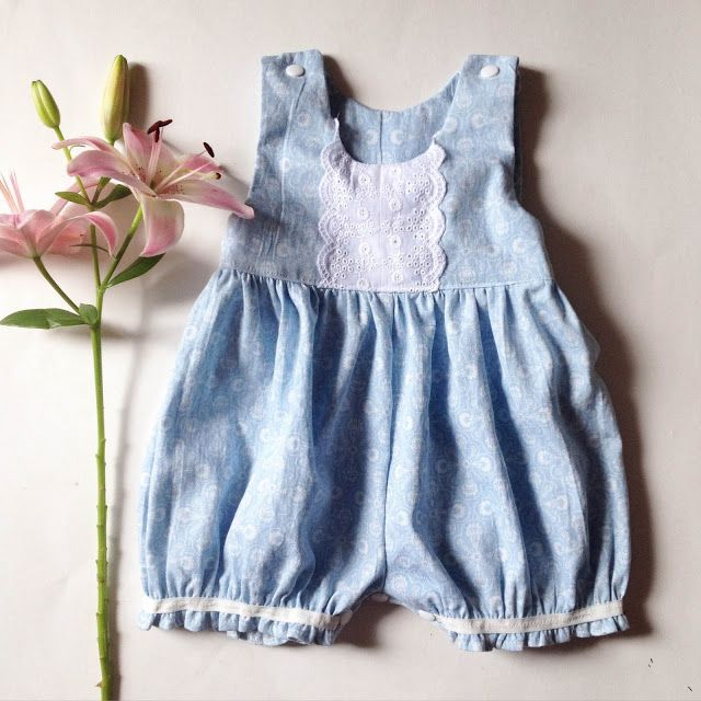My current favourite baby sewing pattern | Kids clothes | Pinterest ...