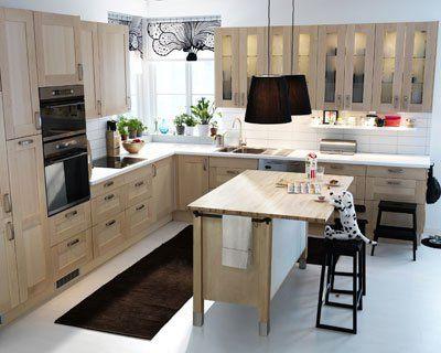 Cuisine Faktum Adel Bouleau D 39 Ikea