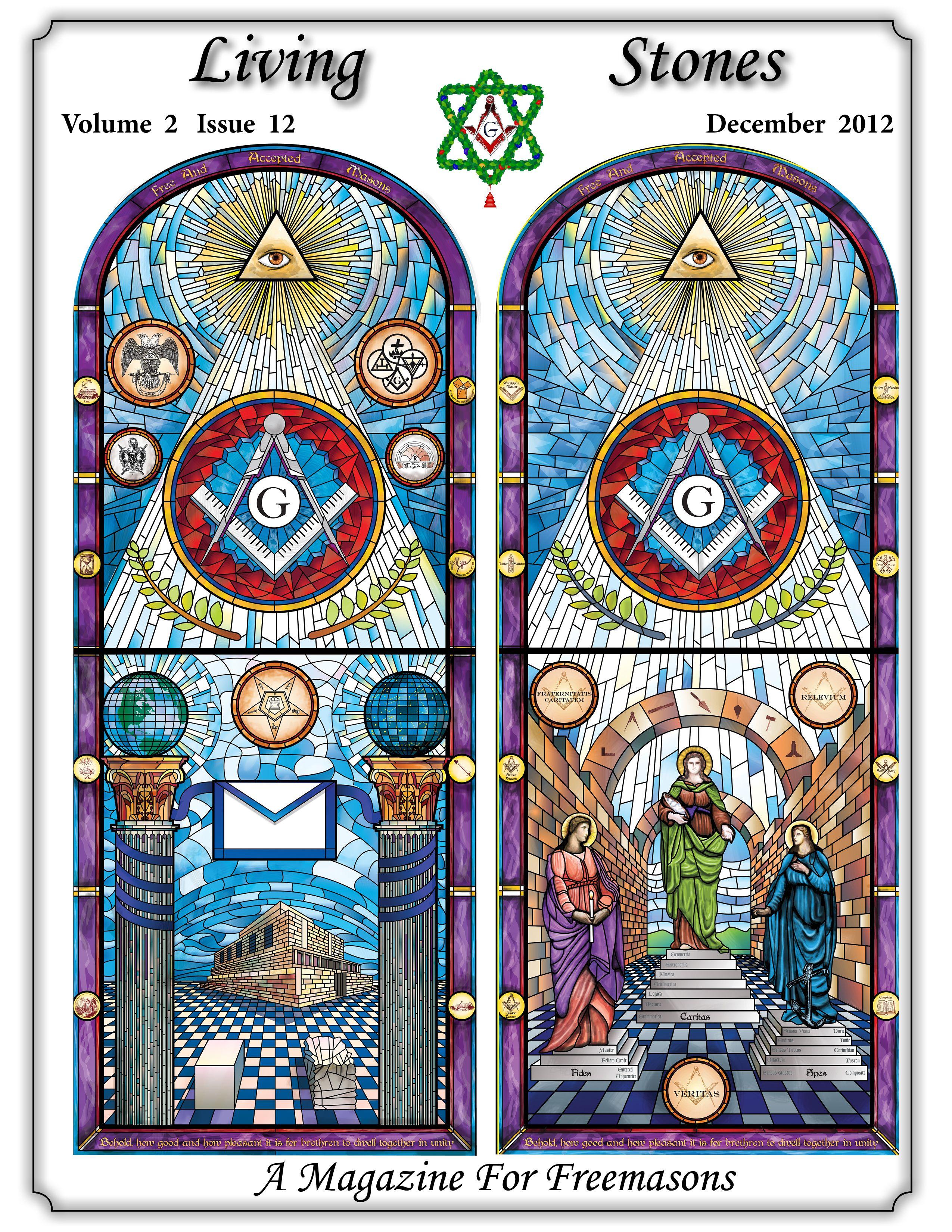 december 2012 issue freemasonry masonic magazine masonry masonic