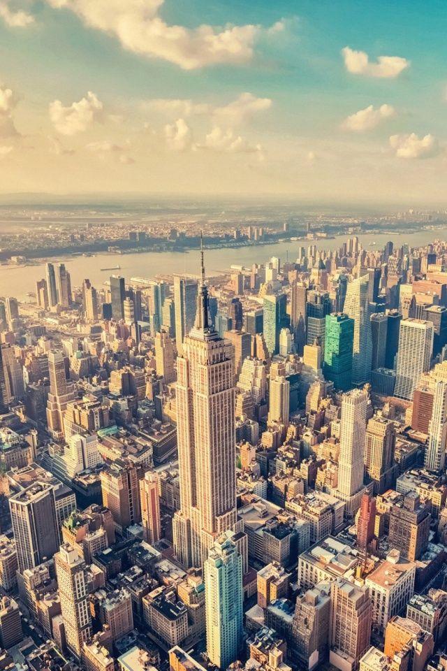 New york city mobile wallpaper mobiles wall free for New york 3d wallpaper