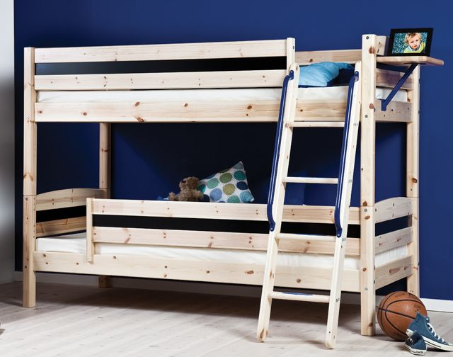 The Thuka Trendy 27 Bunk Beds Are Fantastic Solid Pine Which Include A Bumper Safety Rail On Lower