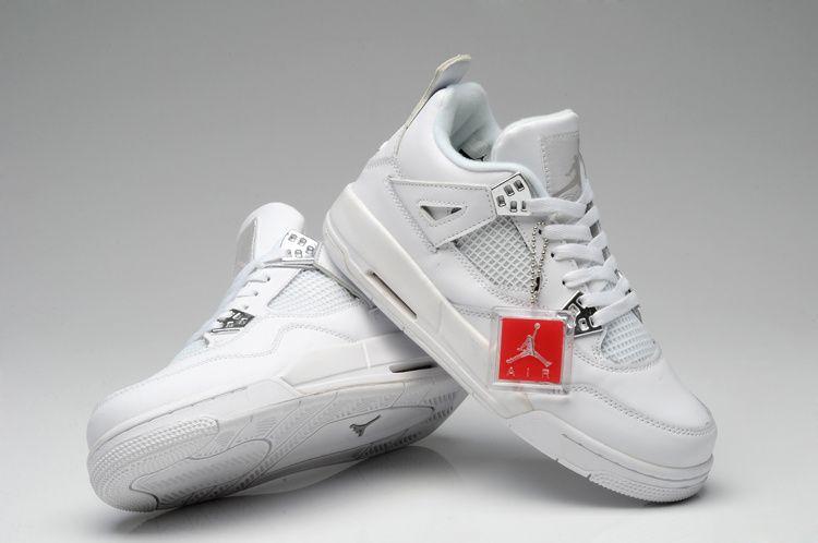 Womens Air Jordans Blanches