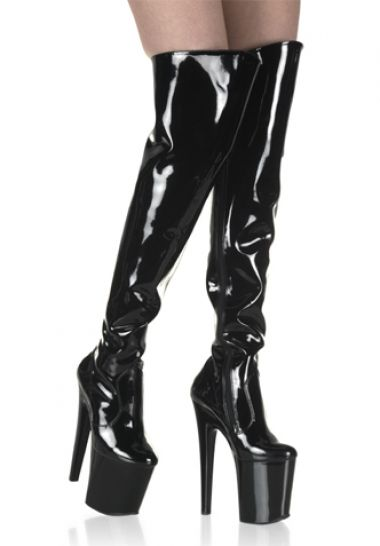 Pleaser Chaussures XTREME 3010 black | Crazy Shoes | Pinterest