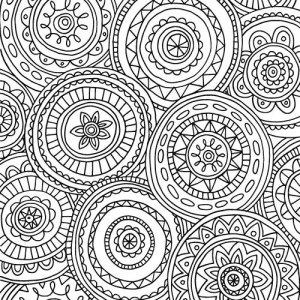 Free Printable Coloring Pages | Adult coloring and Creativity