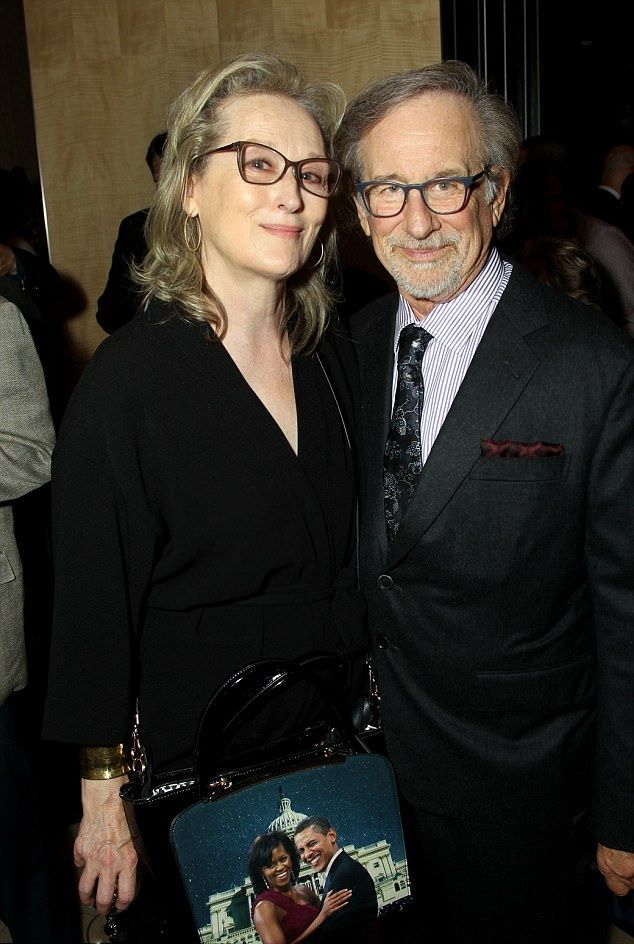 05102017 55th New York Film Festival Spielberg Premiere